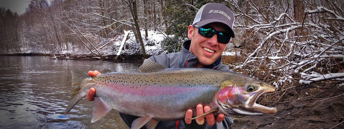 Brad Dunkle Fly Fishing Guide Wildwood Anglers