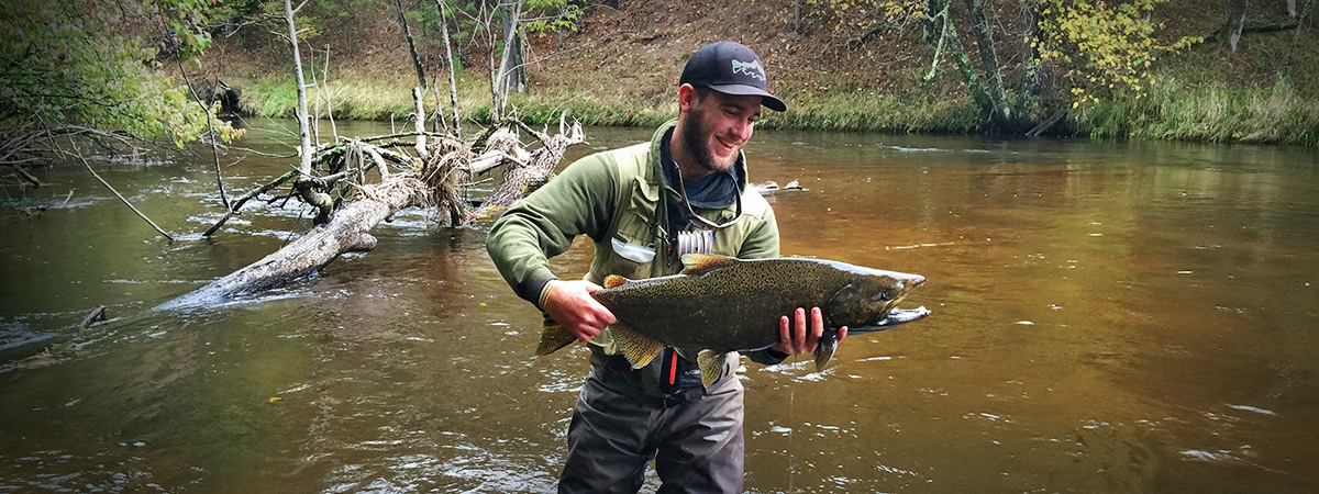 Hunter Hayes Fly Fishing Guide WIldwood Anglers
